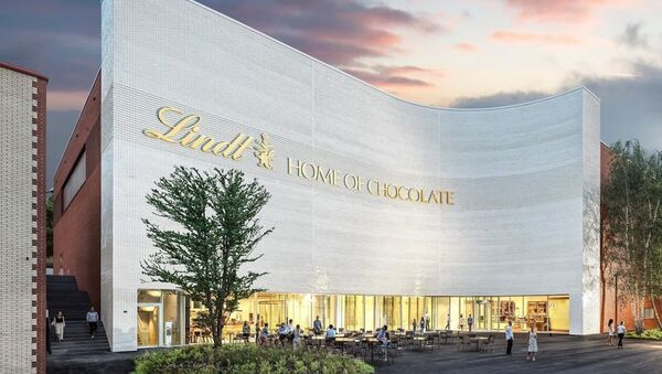 Casa del Chocolate, museo creado por la chocolatería Lindt en Suiza - Sputnik Mundo