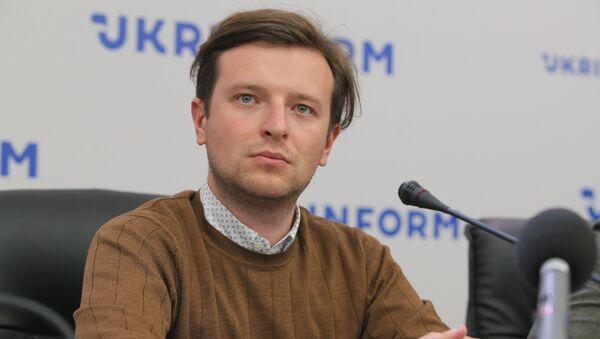 Iván Kravtsov, el secretario ejecutivo del opositor Consejo de Coordinación bielorruso - Sputnik Mundo