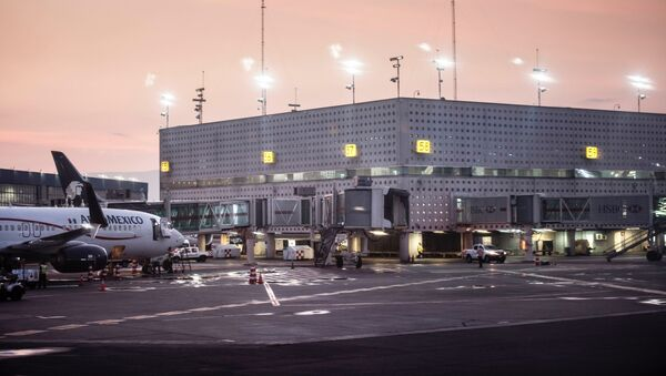 Aeropuerto Internacional de Ciudad de México - Sputnik Mundo