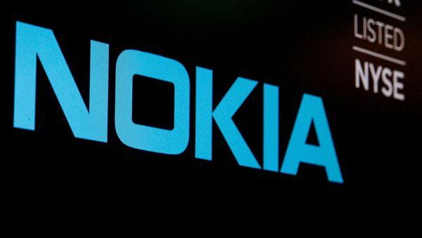 El logotipo de Nokia - Sputnik Mundo