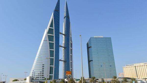 Manama, la capital de Bahréin - Sputnik Mundo