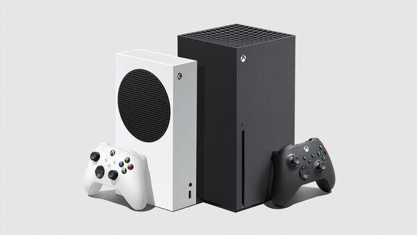 Xbox Series S y  Xbox Series X, las nuevas consolas de Microsoft - Sputnik Mundo