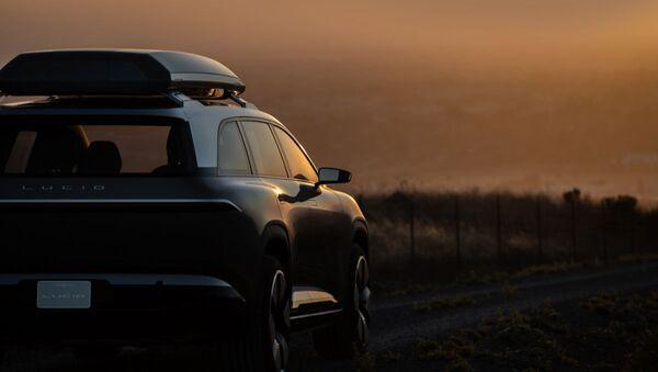Project Gravity, el futuro SUV de Lucid Motors - Sputnik Mundo