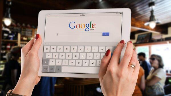 Buscador de Google - Sputnik Mundo