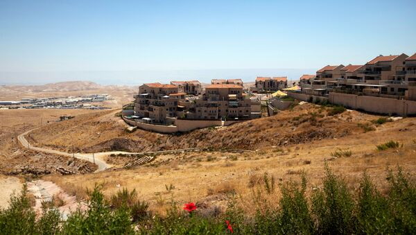 Asentamientos israelíes en la Cisjordania ocupada - Sputnik Mundo