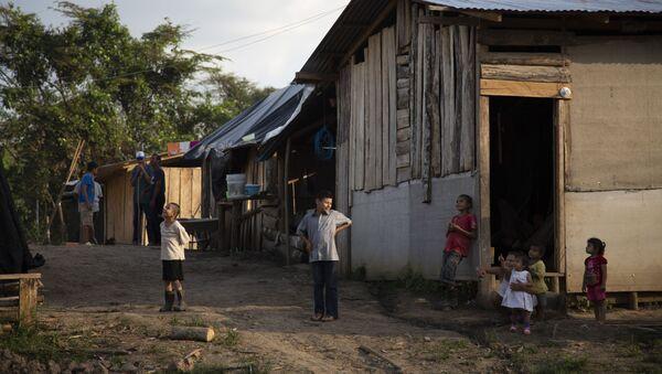 Refugiados nicaragüenses en Upala, Costa Rica - Sputnik Mundo