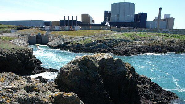 La central nuclear de Wylfa, en el Reino Unido - Sputnik Mundo