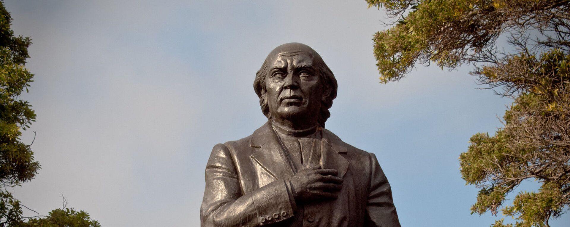 Monumento a Miguel Hidalgo - Sputnik Mundo, 1920, 15.09.2020