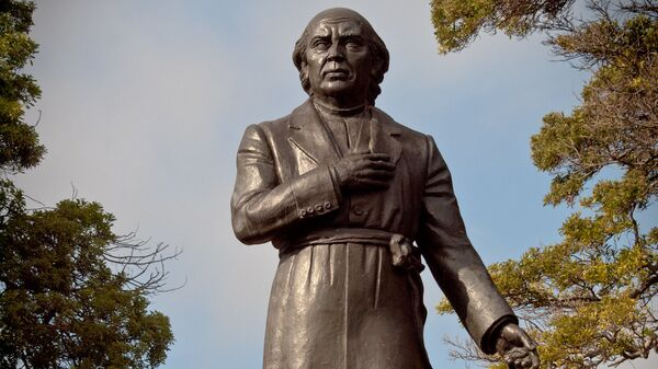 Monumento a Miguel Hidalgo - Sputnik Mundo