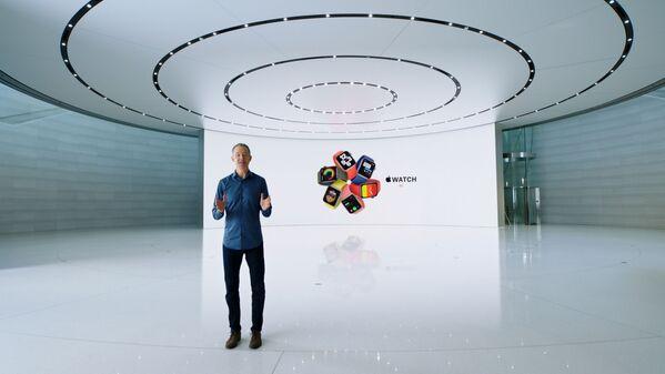 Por primera vez sin el iPhone: las novedades del evento anual de Apple - Sputnik Mundo