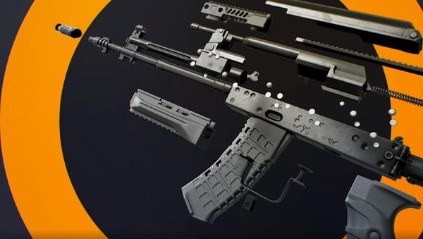 El AK-12, la peligrosa joya de la industria armamentística de Rusia - Sputnik Mundo