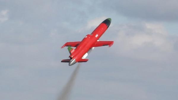 El dron ruso Dan-M con el motor MGTD-125E - Sputnik Mundo