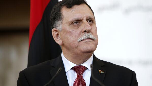 Fayez al Sarraj, presidente del Gobierno de Acuerdo Nacional de Libia - Sputnik Mundo
