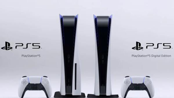 Consolas PlayStation 5 de Sony - Sputnik Mundo