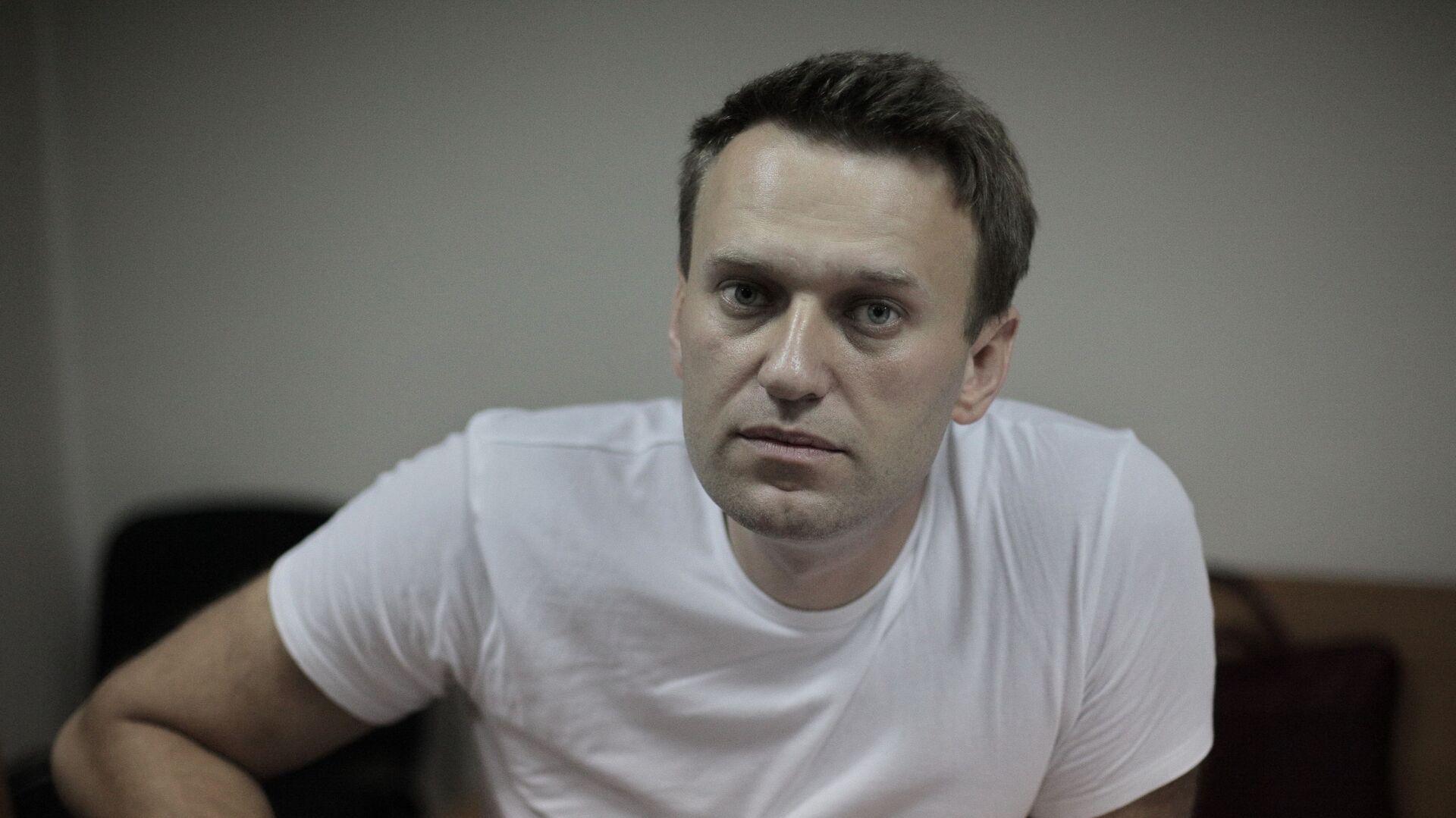 Alexéi Navalni, opositor ruso - Sputnik Mundo, 1920, 27.01.2021