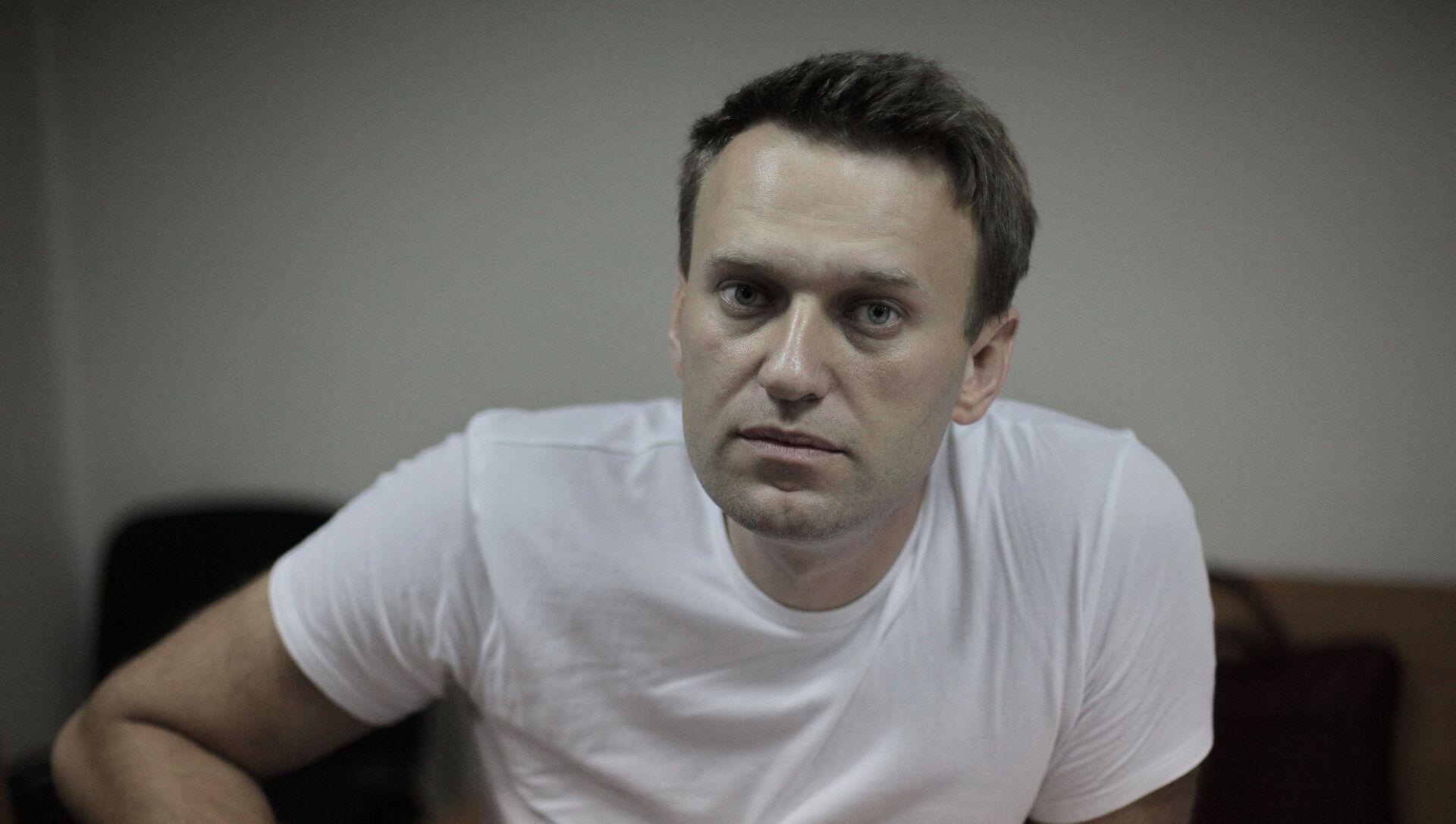 Alexéi Navalni, opositor ruso - Sputnik Mundo, 1920, 22.12.2020