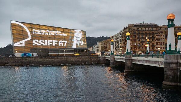 Celebración del Festival Internacional de Cine de San Sebastián en 2019 - Sputnik Mundo