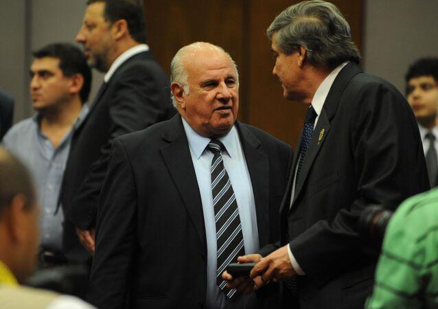Amancio Óscar Denis Sánchez, exvicepresidente paraguayo