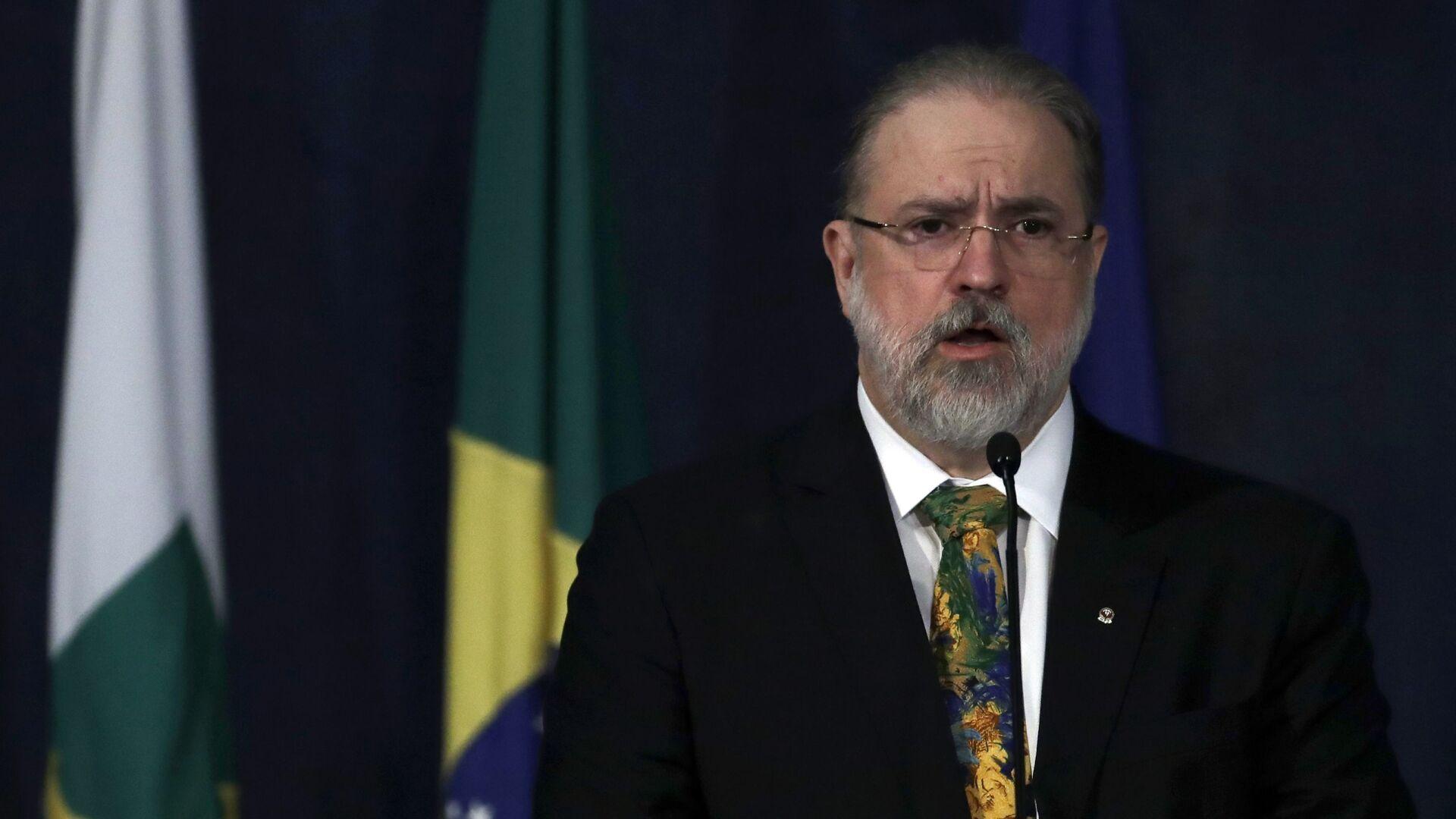 Augusto Aras, el fiscal general de Brasil - Sputnik Mundo, 1920, 24.08.2021