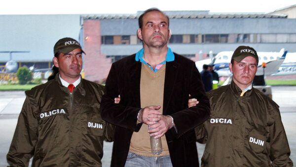 Salvatore Mancuso, exparamilitar colombiano (archivo) - Sputnik Mundo