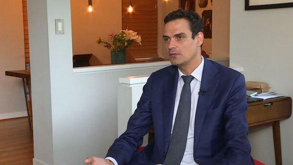 Paulo Abrao, secretario ejecutivo de la CIDH - Sputnik Mundo