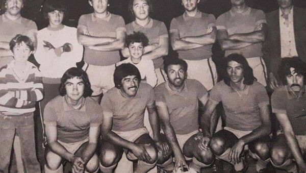 Club Orompello, año 1979 - Sputnik Mundo