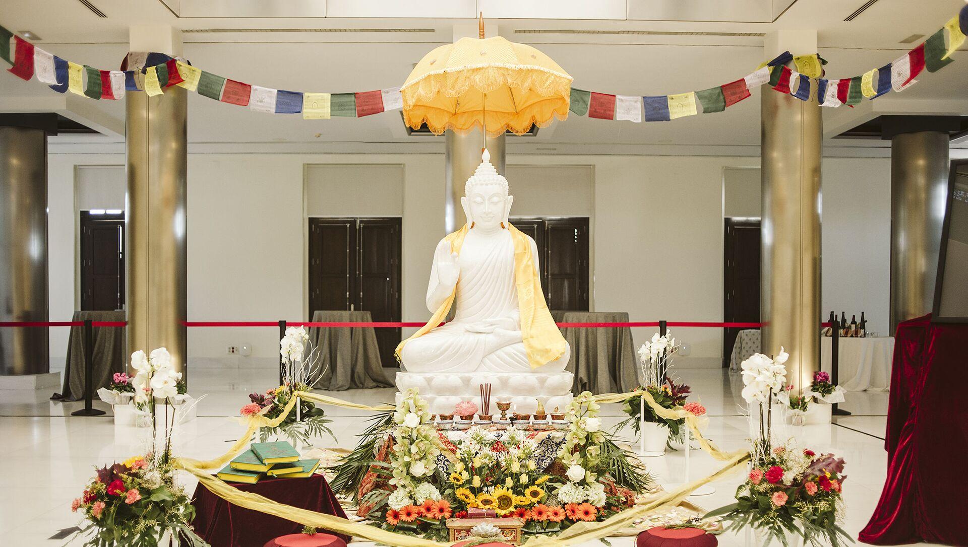 Estatua de Mahar Karuna Buddha en Valencia - Sputnik Mundo, 1920, 22.03.2021