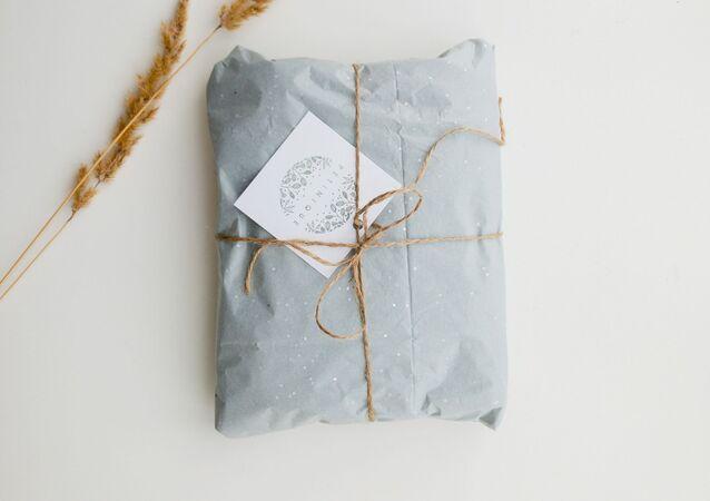 Un paquete (imagen referencial)