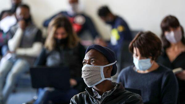 Coronavirus en África - Sputnik Mundo