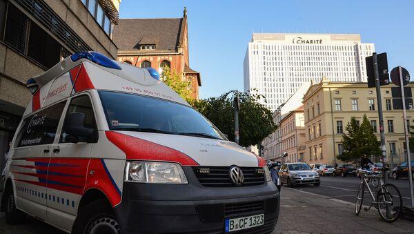 Clínica Charité en Berlín donde está el opositor ruso, Alexéi Navalni - Sputnik Mundo