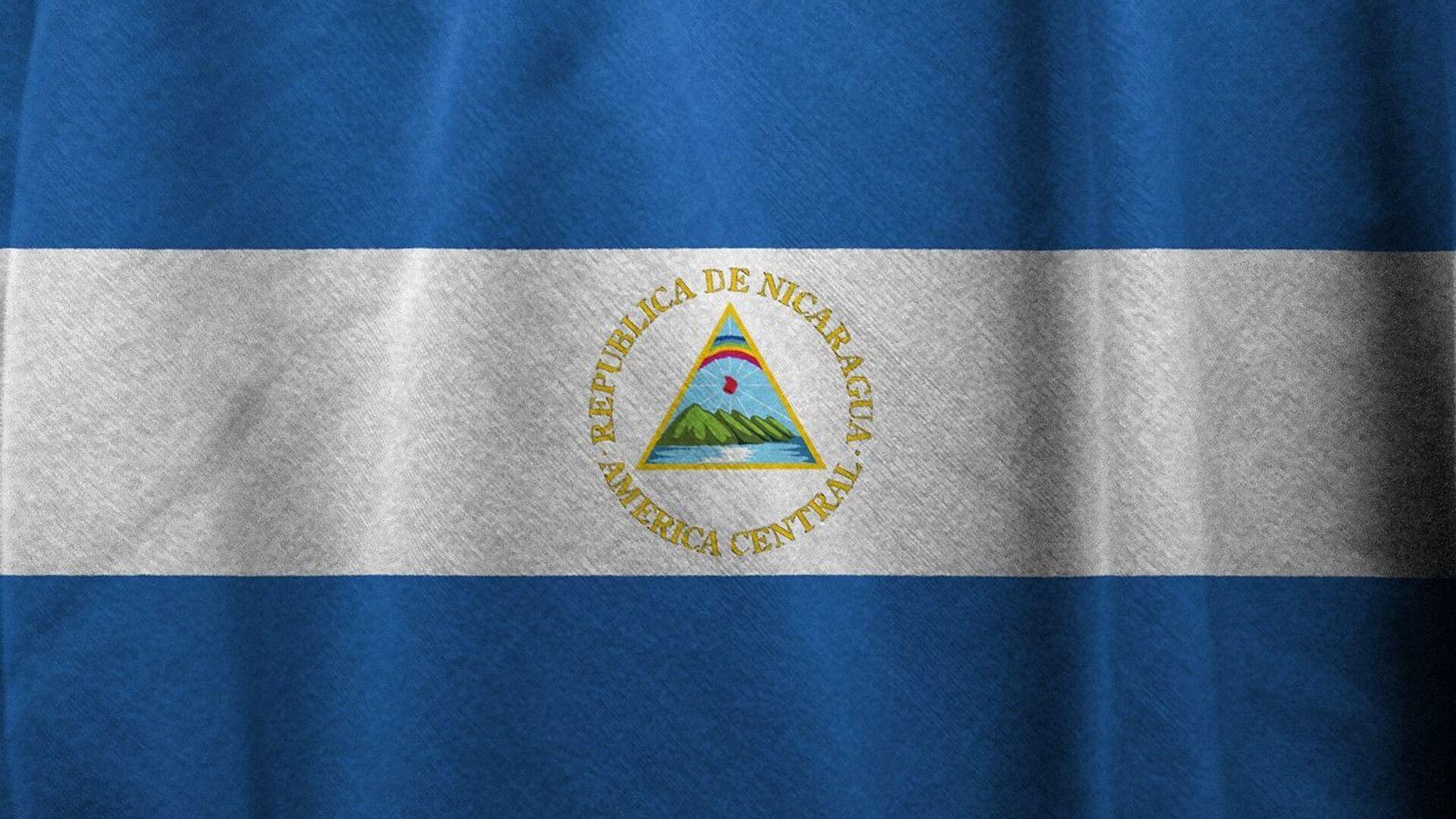Bandera de Nicaragua - Sputnik Mundo, 1920, 16.07.2021