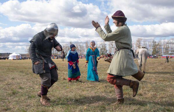 640 años de la Batalla de Kulikovo - Sputnik Mundo