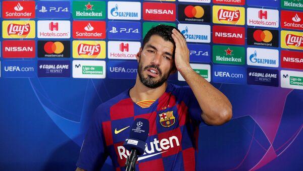 Luis Suárez, futbolista uruguayo - Sputnik Mundo