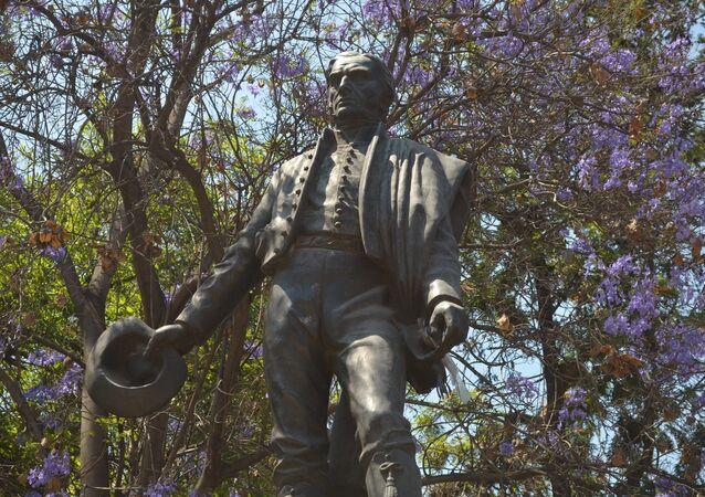 Estatua de José Gervasio Artigas