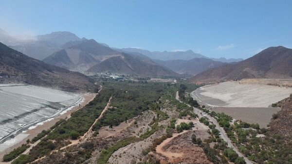 Sequía en El Melón, Chile - Sputnik Mundo