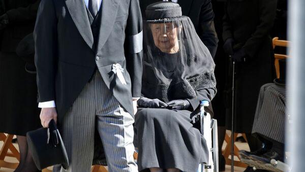 Yuriko Takagi, princesa Mikasa de la familia imperial japonesa - Sputnik Mundo
