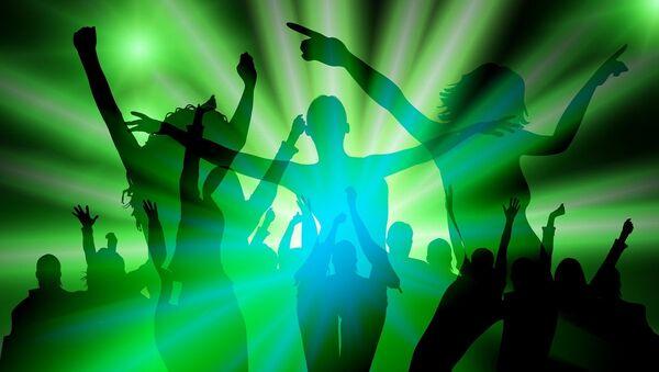 Imagen referencial de una discoteca - Sputnik Mundo