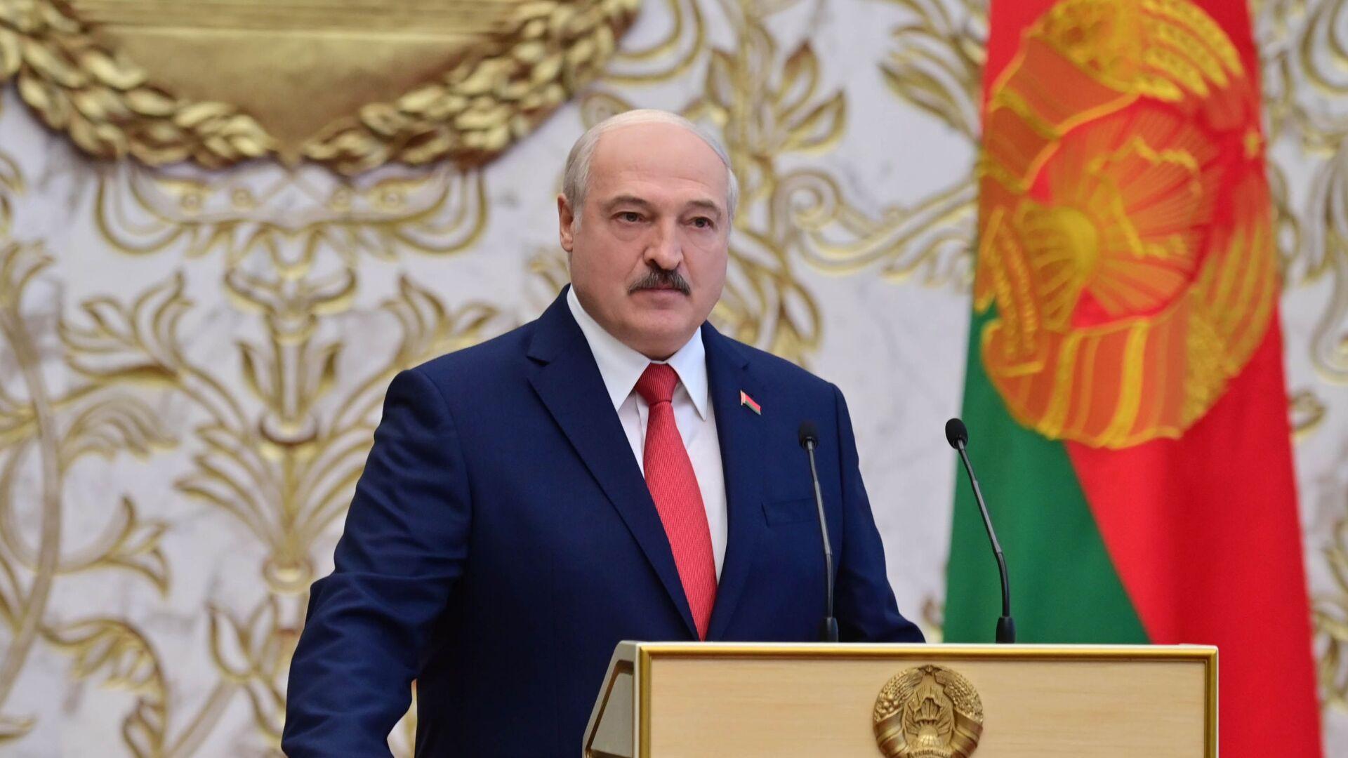 La investidura de Alexandr Lukashenko en Bielorrusia - Sputnik Mundo, 1920, 30.03.2021