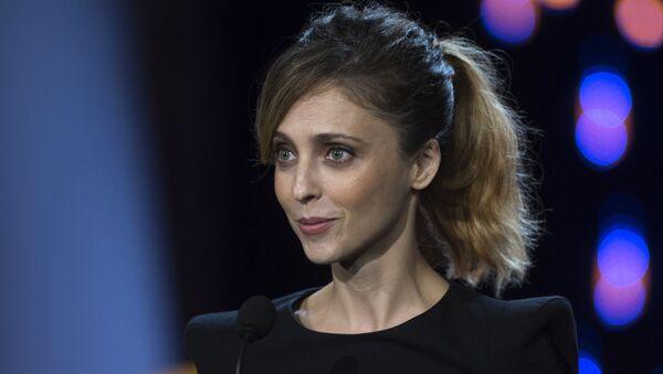 Leticia Dolera en el Festival de Cine de San Sebastián en 2019 - Sputnik Mundo