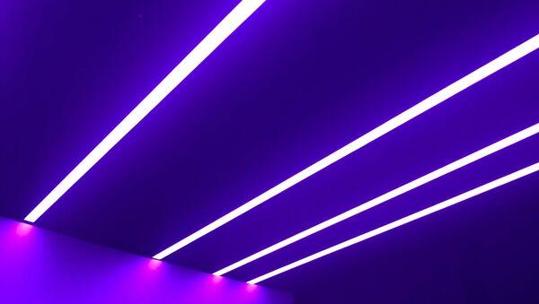 Luz ultravioleta - Sputnik Mundo