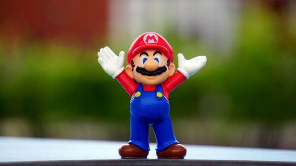 Super Mario - Sputnik Mundo