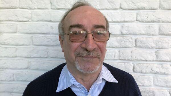 Leonid Rink, uno de los desarrolladores del A-234 (Novichok) - Sputnik Mundo