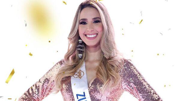 Mariangel Villasmil, miss Venezuela 2020 - Sputnik Mundo