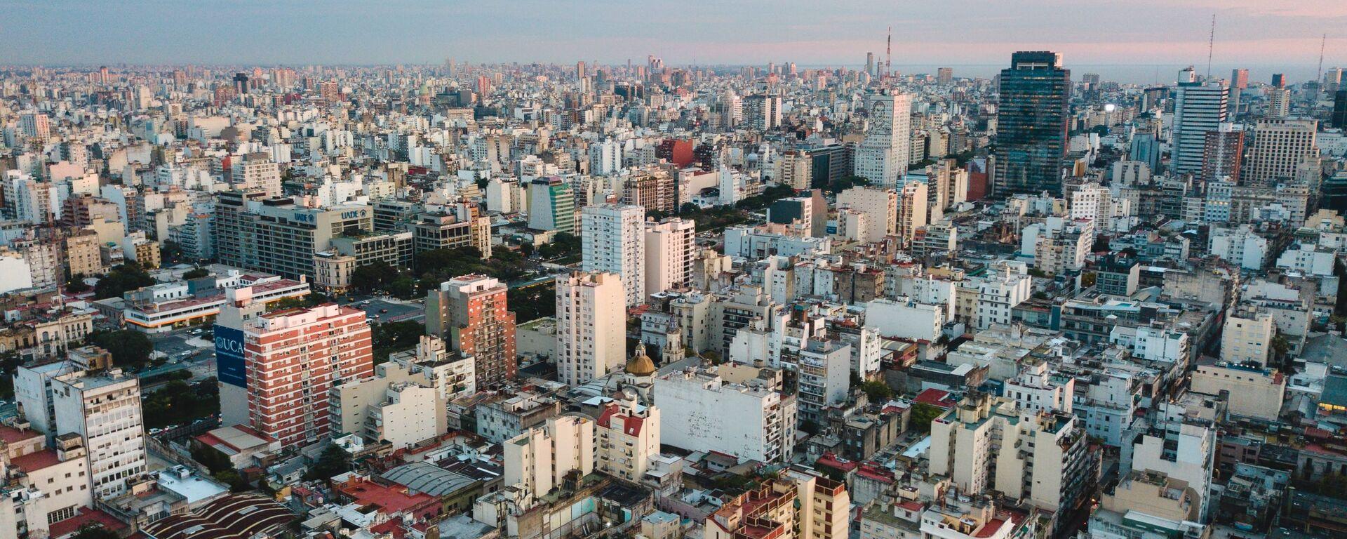 Buenos Aires, la capital de Argentina - Sputnik Mundo, 1920, 03.08.2021