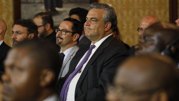 Jesús Silva Fernández, el embajador de España en Venezuela - Sputnik Mundo