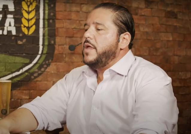 Jacobo Bucaram, hijo del expresidente de Ecuador, Abdalá Bucaram