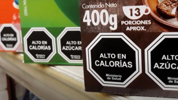 Etiquetado frontal de alimentos en México - Sputnik Mundo