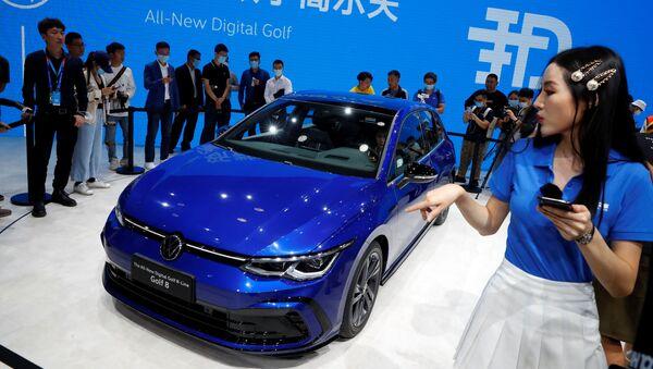 Auto China 2020 - Sputnik Mundo
