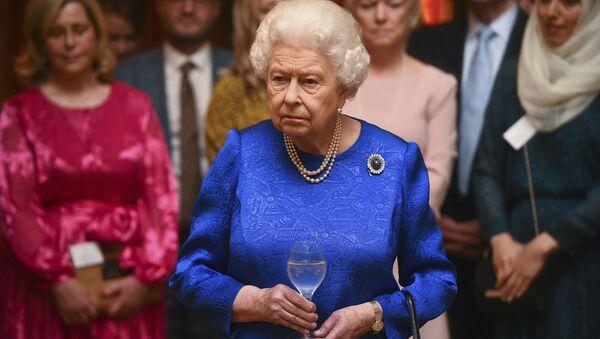 La reina Isabel II del Reino Unido - Sputnik Mundo