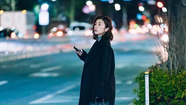 Yuko Takeuchi, actriz japonesa - Sputnik Mundo
